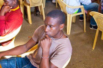 Maji Mazuri Computer training centre, Mathare slums, Nairobi, Kenya