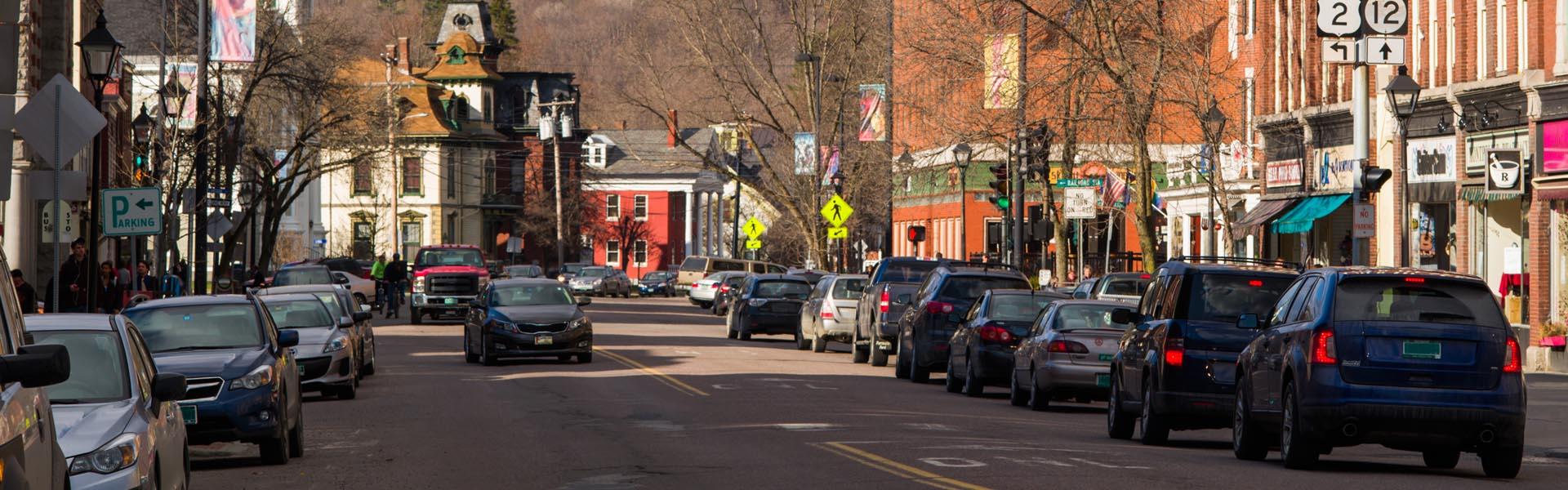 USA, Vermont, Montpelier