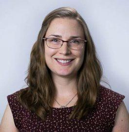 Portrait of PRB staff member Alicia VanOrman.