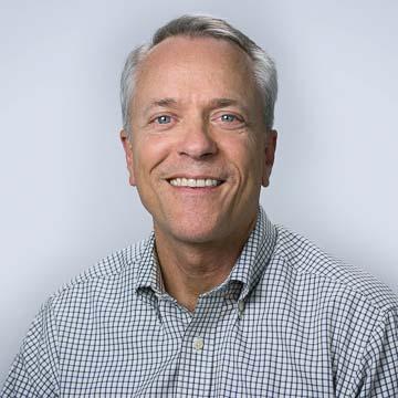 Portrait of PRB president Jeff Jordan.