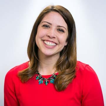 Portrait of PRB staff member Jill Chanley.