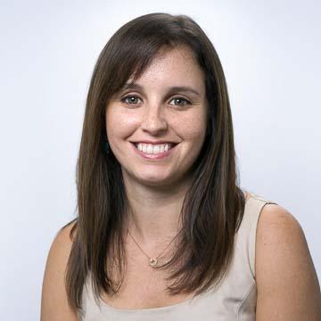Portrait of PRB staff member Kaitlyn Patierno.
