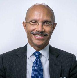 Portrait of PRB staff member Kelvin Pollard.