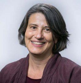 Portrait of PRB staff member Paola Scommegna.