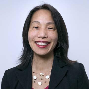 Portrait of PRB staff member Toshiko Kaneda.